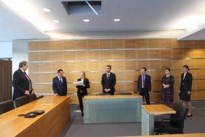 Study Tour for Uzbek Supreme Court Delegation in Germany/Austria